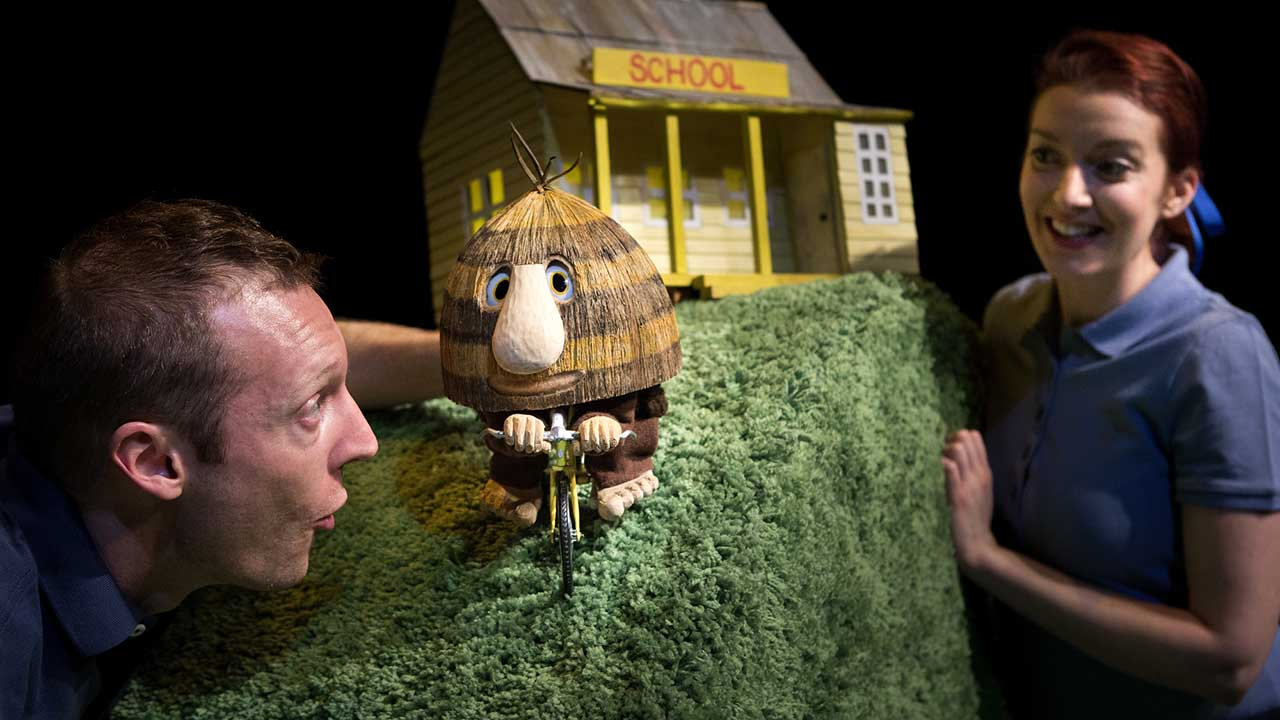Childrens Puppet Theater, Novosibirsk: repertoire, photos and reviews