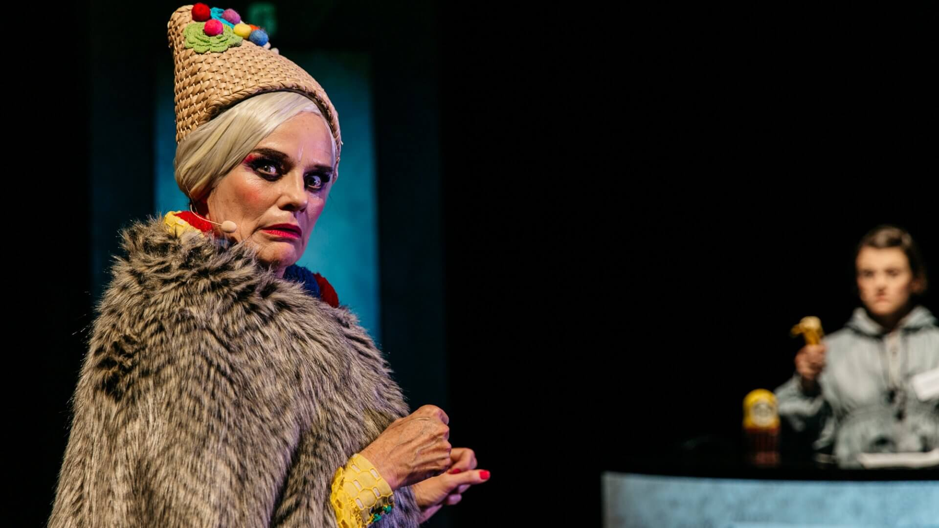 Christine Johnston and the weird and wonderful Baba Yaga